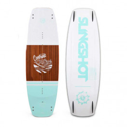 Wakeboard Slingshot Contrast