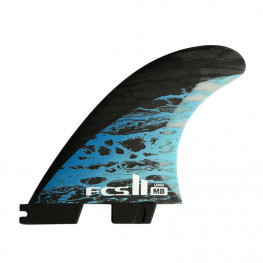 Ailerons Surf Fcs Ii Mb Pc Carbon Tri Fin