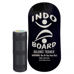 Indoboard Rocker Black + Rouleau