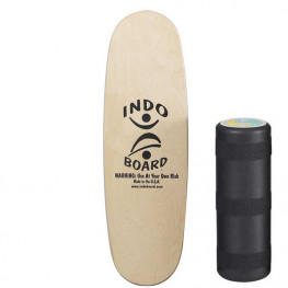 Indoboard Mini Pro Clear  + Rouleau Grand Diametre