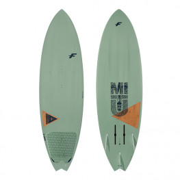Planche Kitefoil F One Mitu Pro Bamboo Foil 2021