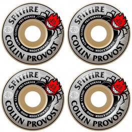 Roues Spitfire F4 99d Clsc Provo St Burner