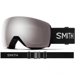 Masque Smith Skyline Xl Black Cp Sun Platinium Mirror