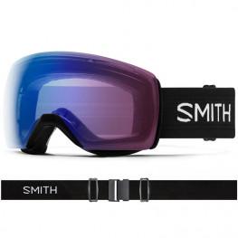 Masque Smith Skyline Xl Black Cp Photo Rose Flash