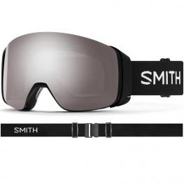 Masque Smith 4d Mag Black Cp Sun Plati Mir+cp Storm Rose