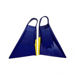 Palme Bodyboard Viper Delta 2 Blue Yellow