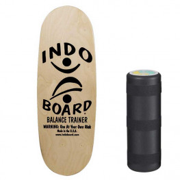 Indoboard Pro Clear + Rouleau Grand Diametre