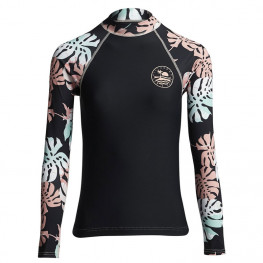 Lycra Billabong Flower Manches Longues Girls 2020