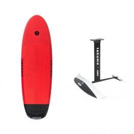 TAKUMA zk surf 2020 + lol profoil lb
