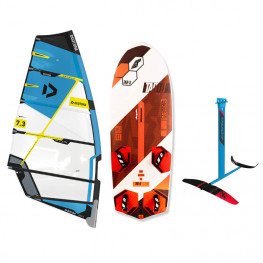 Pack Windfoil Tabou Air Ride + Duotone E-Type +  F One Levo