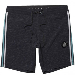 Boardshort Vissla Backwards Fin Beach Grit