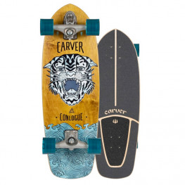 Skate Carver Conlogue Sea Tiger Cx 29.5 2020