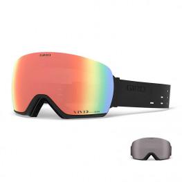 Masque Giro Axis Vivid Onyx (s3) + Vivid Infrared (s1)