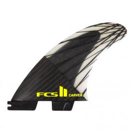 Fcs 2 Carver Pc Carbon Tri Fins