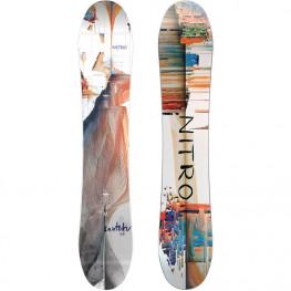 Snowboard Nitro Santoku 2021