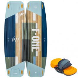 F-ONE trax HRD LT Glacier 2021 + platinium 2021