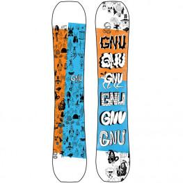 Snowboard Gnu Money 2021