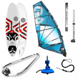 Planche I99 Style Wave Gls 2019 + Voile Ga Manic 2020 greement complet
