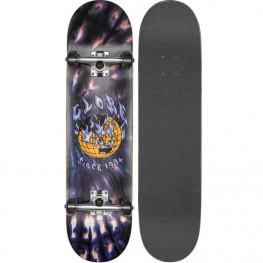 Skate Globe G1 Ablaze Black Dye