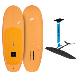 FOIL gravity carbon 2200 F-ONE + rocket sup F-ONE 2020