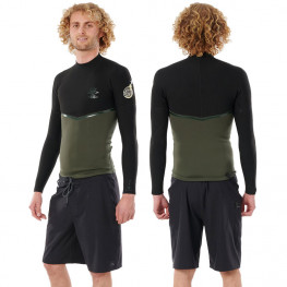 Top Neoprene Rip Curl E-bomb Manches Longues 1.5mm 2021