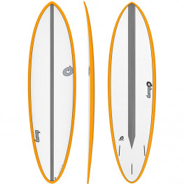 Surf Torq Tet Cs Coloured Rail Fun White/orange 2021