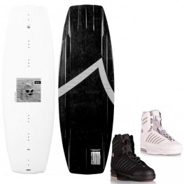 Wakeboard Liquidforce Rdx 2021 + Chausses Tao 6x Liquid Force 2021
