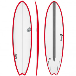 Surf Fish Torq Tet Cs Cr Coloured Rail 7'2 2021