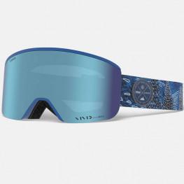 Masque Giro Axis Pow+ecran Royal+infrared