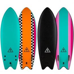 Surf Mousse Catch Surf Retro Fish 5'6'' 2021