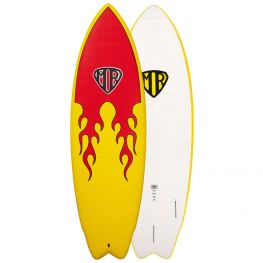 Surf Mousse Mark Richards Super Twin Fin  5'6'' 2021
