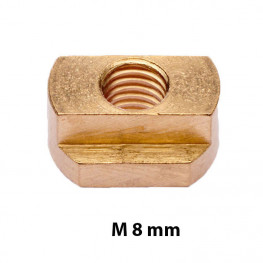 T-nuts M8 Pour Us Box  (ecrou Carré ) à L'unité