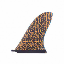 Aileron Longboard Captain Fins Mitch Abshere Heavy Psych 10'