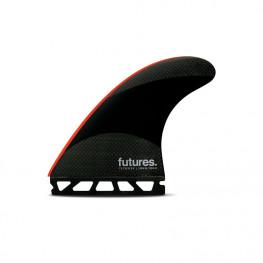 Ailerons Surf Futures Techflex John John Florence  L