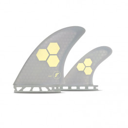 Ailerons Surf Futures Twin Honeycomb Amt