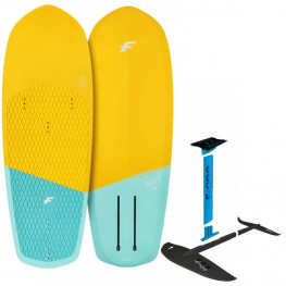 Planche Kitefoil F-One Pocket 2021 + Foil F-One Mirage Carbon 800