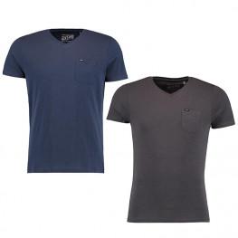 Tee Shirt Oneill Jack's Base V-neck