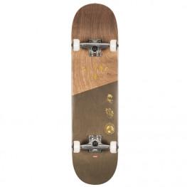 Skate Globe G1 Insignia Dark Maple/green 8.25''
