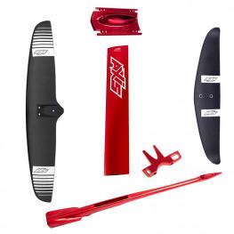 Foil Axis aile 1010mm/1430cm² - mât 82 cm - stab 440 mm
