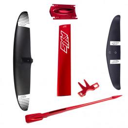 Foil Axis aile 1060mm/1802cm² - mât 75 cm - stab 440 mm