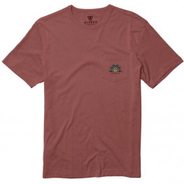 Tee Shirt Vissla Sun God Organic Pkt