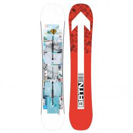 Snowboard Burton Flight Attendant 2022