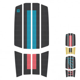 Pads Surfkite Duotone Traction Pad Team Front 2022
