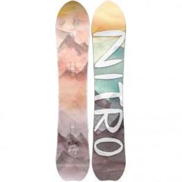 Snowboard Nitro Drop Women 2022