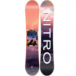 Snowboard Nitro Mercy 2022