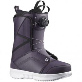 Boots Salomon Woman Scarlet Boa 2022