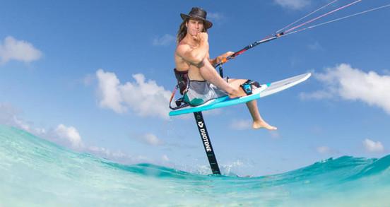 Planche kitefoil