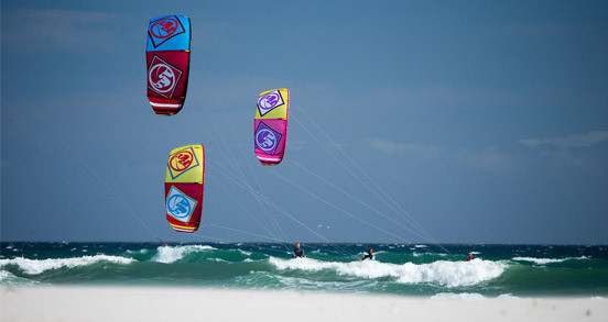 Kitesurf d'occasion