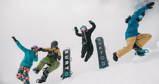 Snowboard enfant