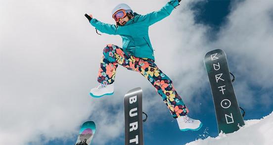 Boots snowboard enfant